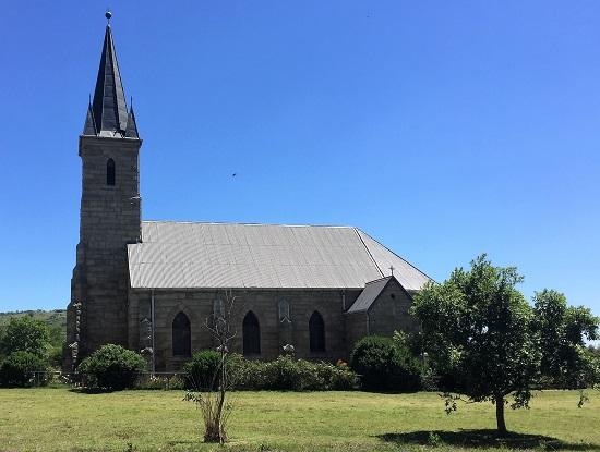 Lutheran church, Elandskraal