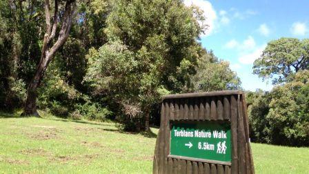 The Terblans Nature Walk on Kom se Pad Road