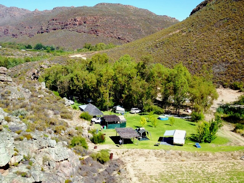 Balies Gat campsite