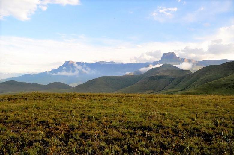 Witsieshoek scenery