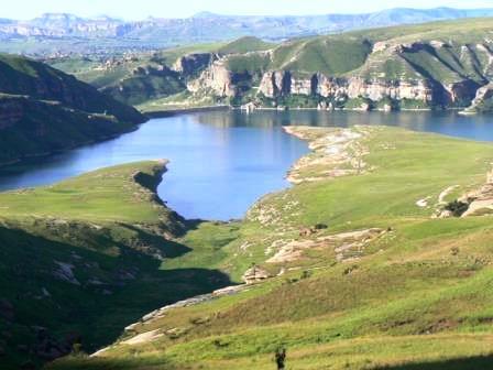 Fika Patso Dam
