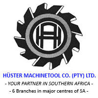 HÜSTER MACHINETOOL CO. (PTY) LTD.