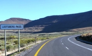 Lootsberg Pass approach