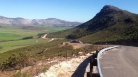 Shaw's Mountain Pass (R320)
