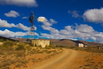 The peaceful Karoo way of life