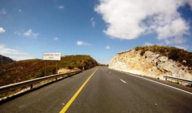 Houw Hoek Pass (New - N2)