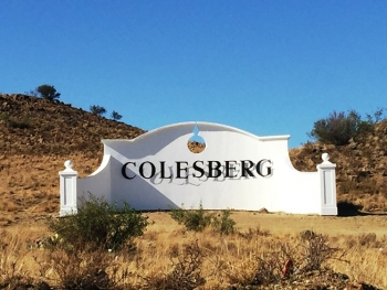 Bastersnek is close tothe Central Karoo town of Colesberg