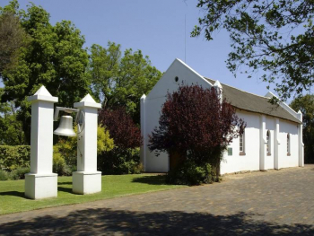 The old Reformed church in Potchefstroom