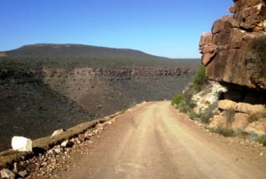 Botterkloof Pass