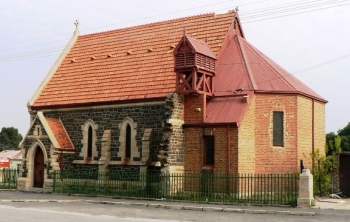 Old Anglican church, Noupoort