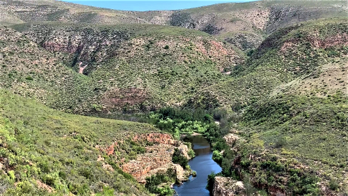 Joubertina - where you can enjoy Langkloof hospitality