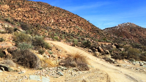 Akkedis Pass in the Richtersveld - slow, bumpy and amazing