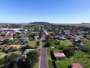 Marquard from the air