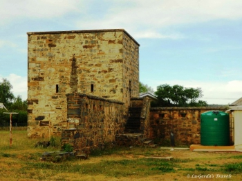 Fort Brown - a national monument